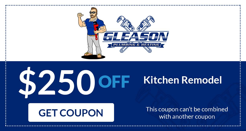 Gleason Coupon KR