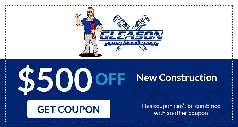 Gleason Coupon NC